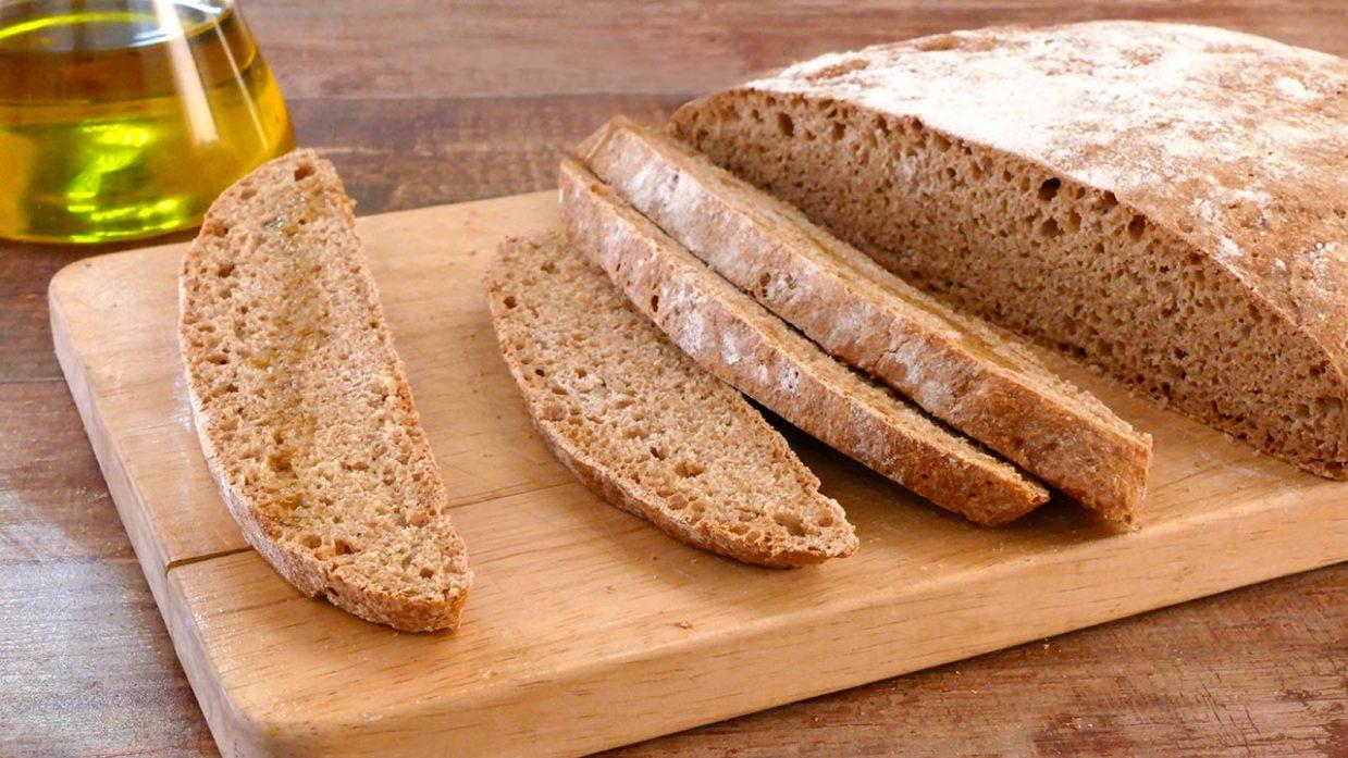 recetas harina integral espelta