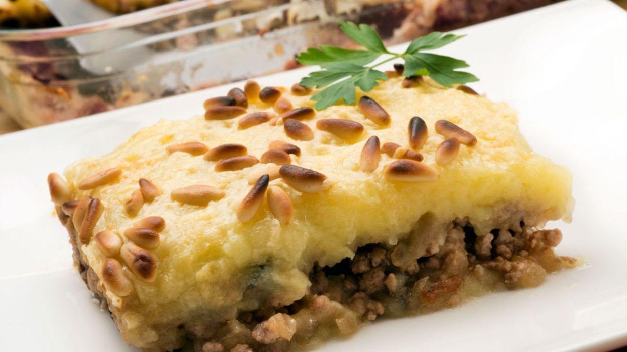 Receta De Pastel De Patatas Y Carne Picada Karlos Arguiñano