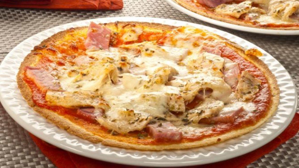 Receta De Pizza De Jamón York Y Atún Bruno Oteiza