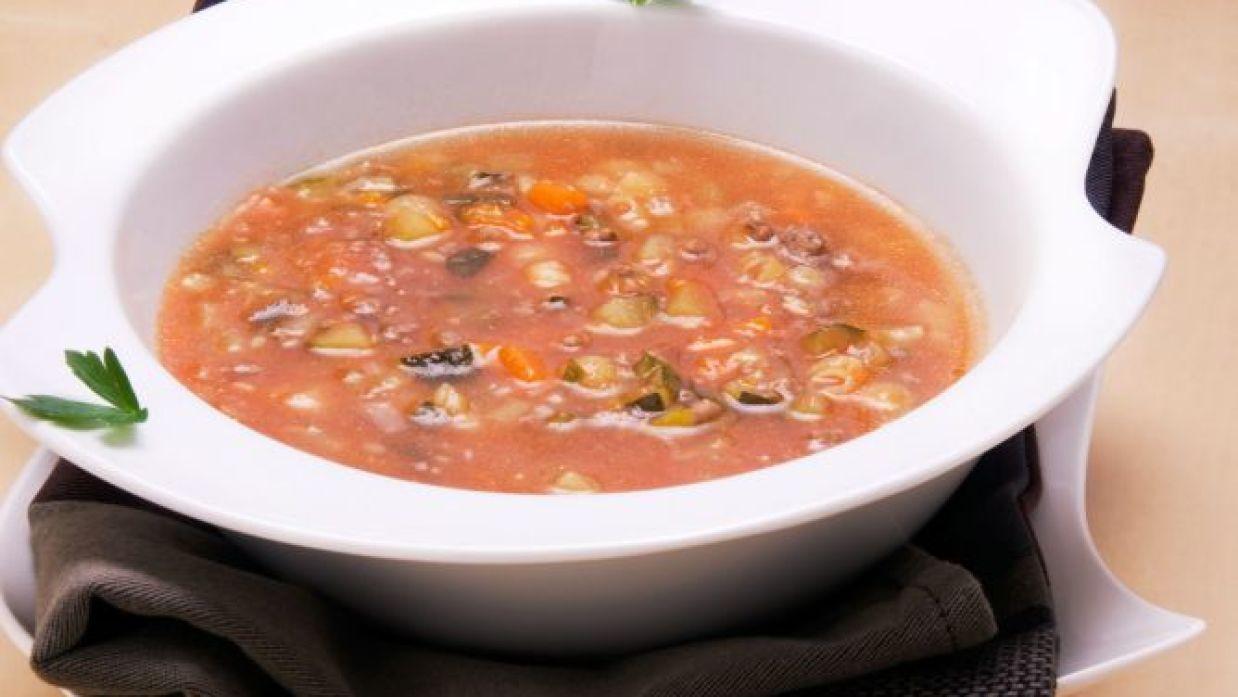 Receta De Sopa De Picadillo Karlos Arguiñano
