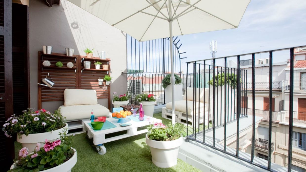 Decorar Terraza De Estilo Chill Out Decogarden