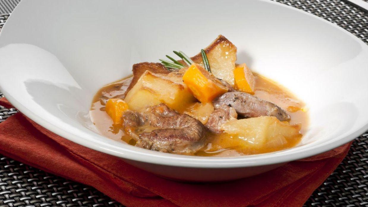 Receta De Carne Guisada Con Patatas En La Olla Rápida Bruno Oteiza