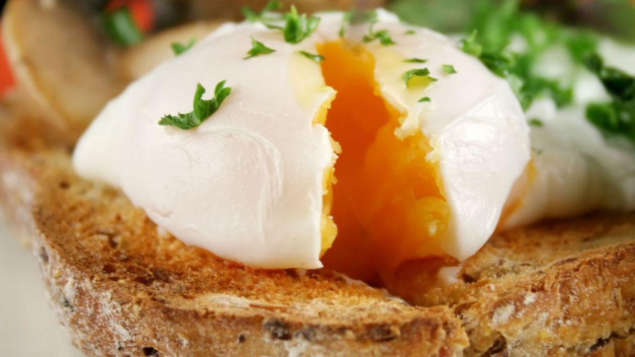 Resultado de imagen de huevo poche hogarmania