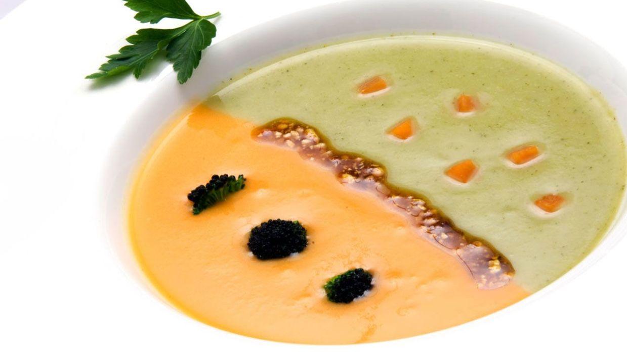 Receta De Crema De Calabaza Y Brócoli Karlos Arguiñano