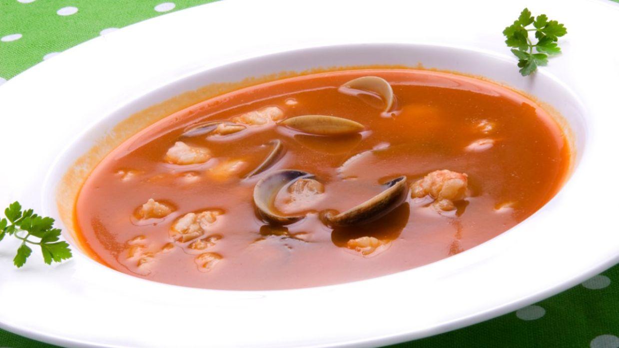 Sopa De Pescado Karlos Arguiñano