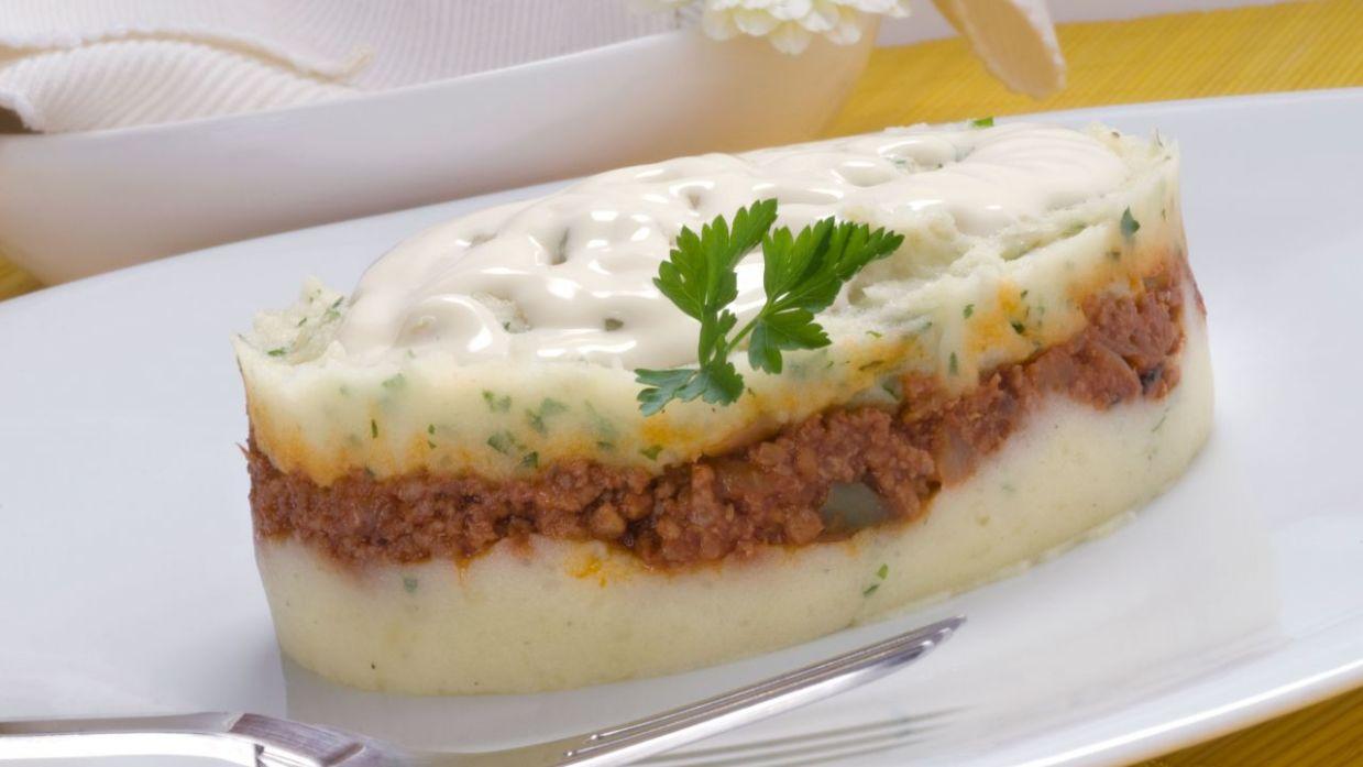 Receta De Pastel De Patata Y Carne Karlos Arguiñano