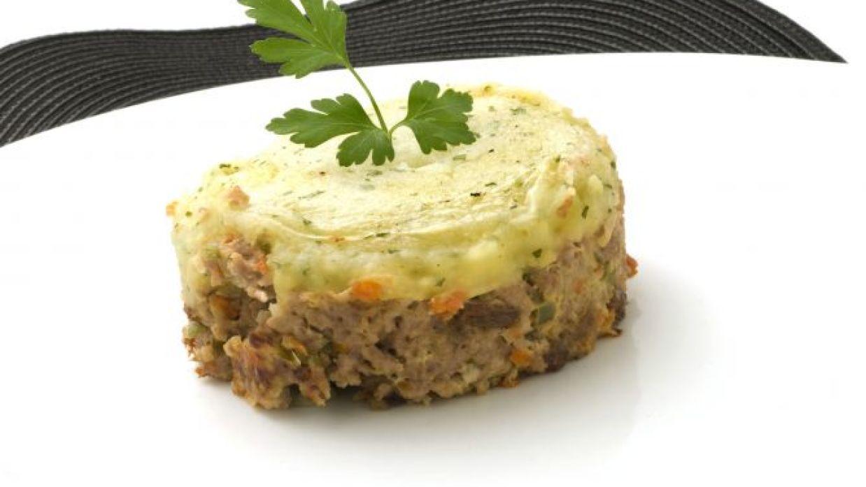 Receta De Pastel De Carne Con Pasas Y Puré De Patata Karlos Arguiñano