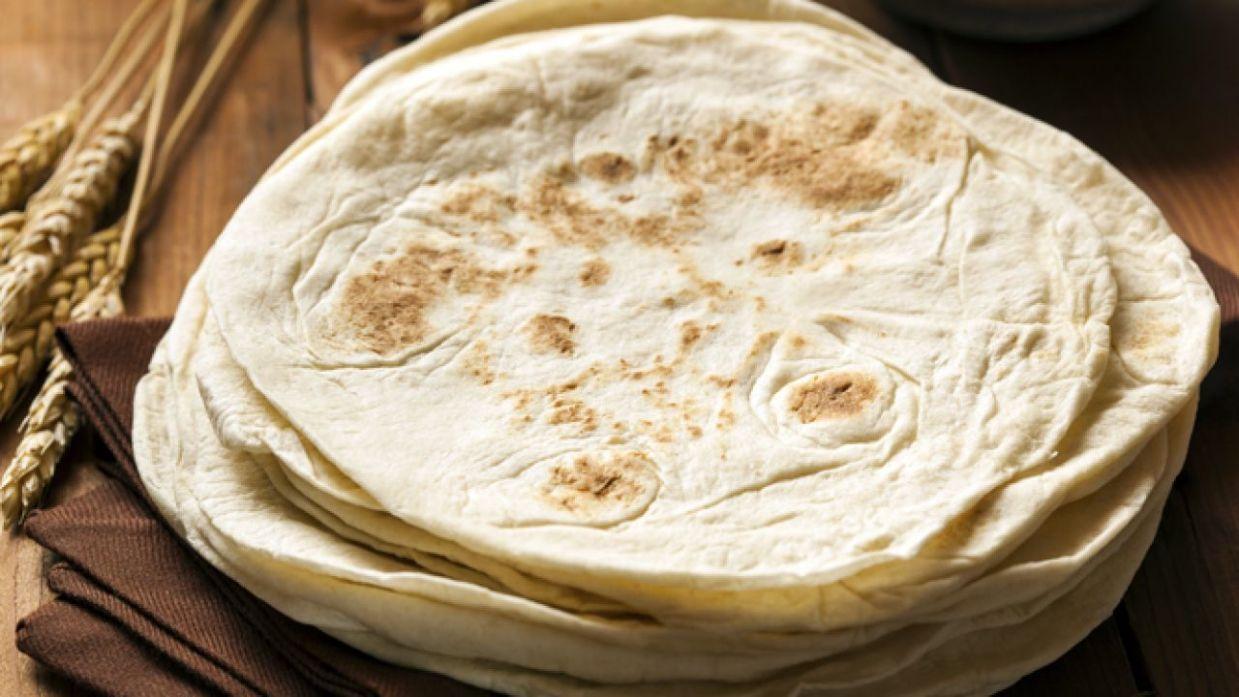 Receta de Tortillas de trigo mexicanas - Bruno Oteiza