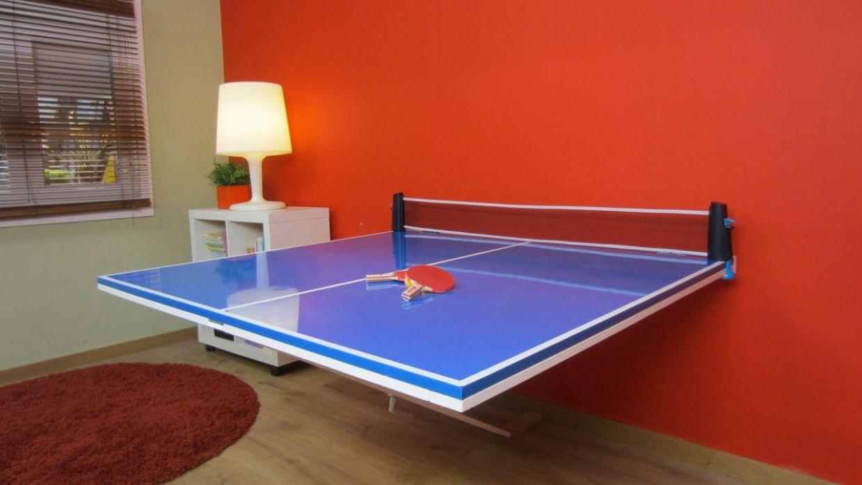 Cómo hacer una mesa de ping pong individual - Bricomanía