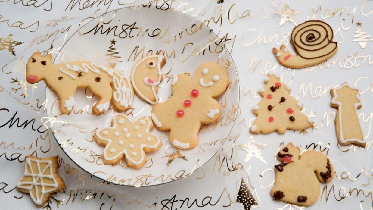 Receta De Galletas De Navidad Eva Arguiñano