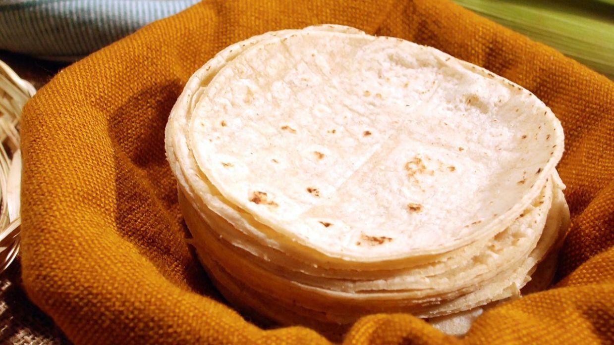 Receta De Tortillas De Maíz Mexicanas Bruno Oteiza