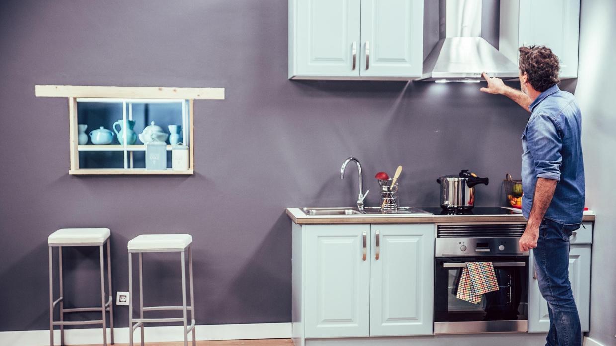 Instalar Módulos De Cocina En Kit Bricomanía