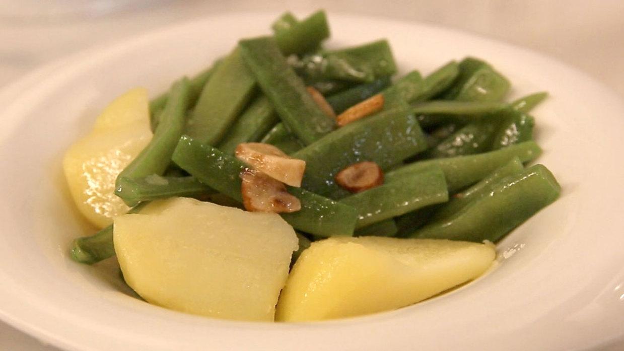 Receta De Judías Verdes Con Patatas Karlos Arguiñano